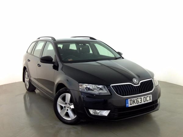 (2013) Skoda Octavia 1.6 TDI CR SE 5dr Bluetooth Connection - Zero Tax - Parking Sensors - DAB Radio - Aux MP3 Input