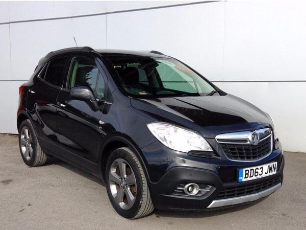 (2014) Vauxhall Mokka 1.7 CDTi SE 5dr - SUV 5 SEATS Luxurious Leather - Bluetooth Connection - £30 Tax - Parking Sensors - DAB