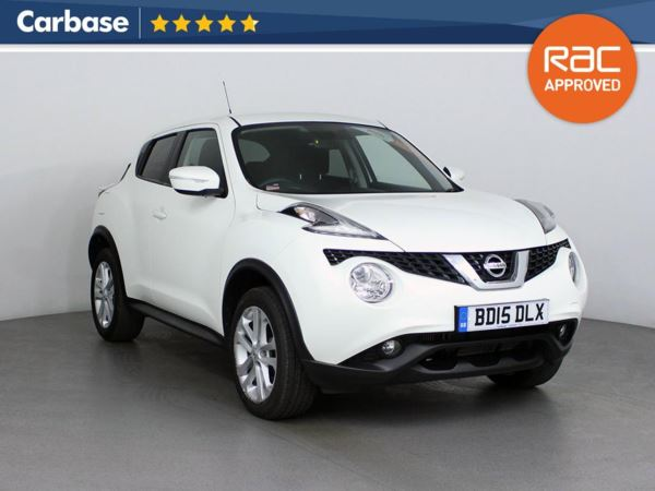 (2015) Nissan Juke 1.2 DiG-T Acenta 5dr Bluetooth Connection - Aux MP3 Input - Cruise Control - 1 Owner - Air Conditioning - Climate Control