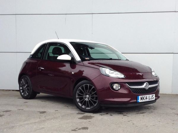 (2014) Vauxhall Adam 1.4i Jam 3dr £2940 Of Extras - Bluetooth Connection - Parking Sensors - DAB Radio