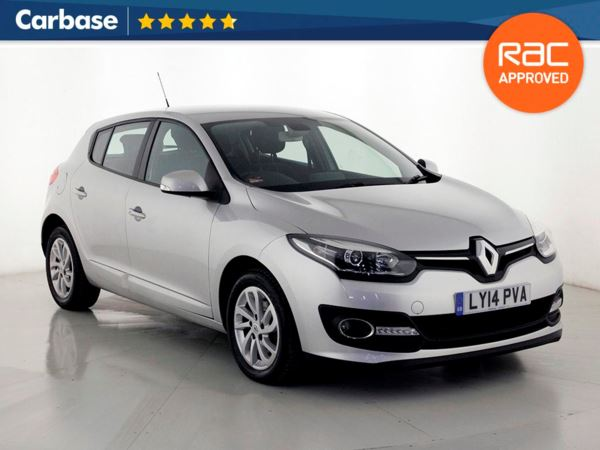 (2014) Renault Megane 1.5 dCi Dynamique TomTom Energy 5dr £525 Of Extras - Satellite Navigation - Bluetooth Connection - Aux MP3 Input - USB Connection