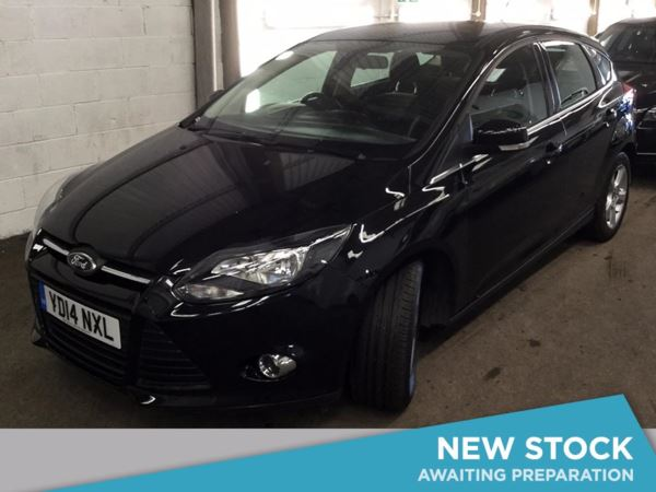 (2014) Ford Focus 1.6 TDCi 115 Zetec Navigator 5dr £750 Of Extras - Bluetooth Connection - £20 Tax - Parking Sensors - DAB Radio