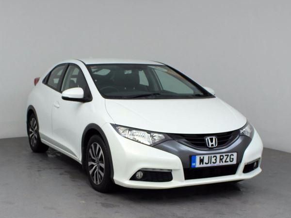 (2013) Honda Civic 1.6 i-DTEC ES 5dr Bluetooth Connection - Zero Tax - Parking Sensors - Rain Sensor - Cruise Control