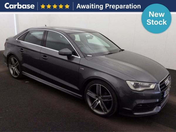 (2014) Audi A3 2.0 TDI S Line 4dr £3055 Of Extras - Panoramic Roof - Bluetooth Connection - £20 Tax - Parking Sensors