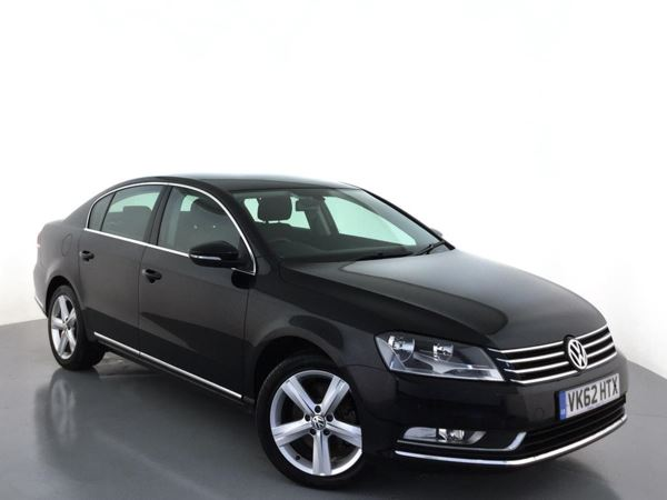 (2012) Volkswagen Passat 2.0 TDI Bluemotion Tech SE 4dr Bluetooth Connection - £30 Tax - Cruise Control