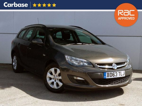 (2014) Vauxhall Astra 1.7 CDTi 16V ecoFLEX 130 Design 5dr [105g/km] [SS] £20 Tax - Aux MP3 Input - 6 Speed - Air Conditioning - 1 Owner