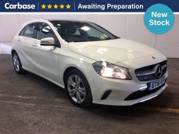 (2016) Mercedes-Benz A Class A180d Sport Premium 5dr £1680 Of Extras - Panoramic Roof - Satellite Navigation - Bluetooth Connection - Parking Sensors