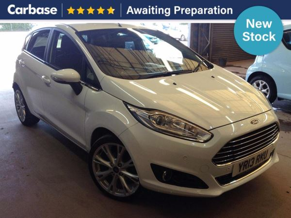 (2013) Ford Fiesta 1.0 EcoBoost 125 Titanium X 5dr £1000 Of Extras - Bluetooth Connection - Zero Tax - Parking Sensors