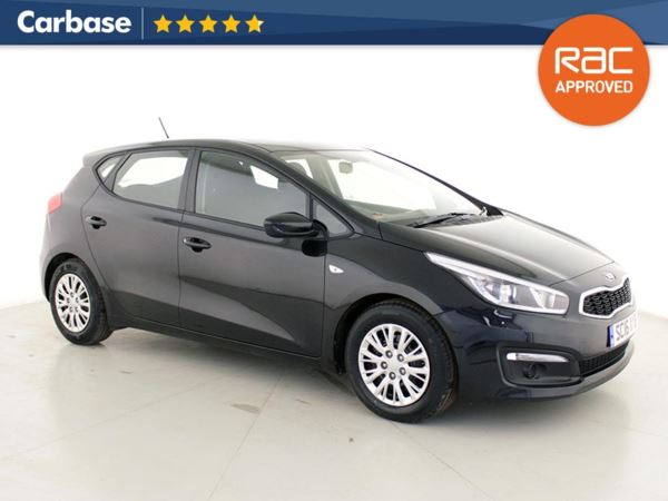 (2016) Kia Ceed 1.4 CRDi 1 5dr Bluetooth Connection - DAB Radio - 1 Owner - Air Conditioning - Flat Tyre Indicator