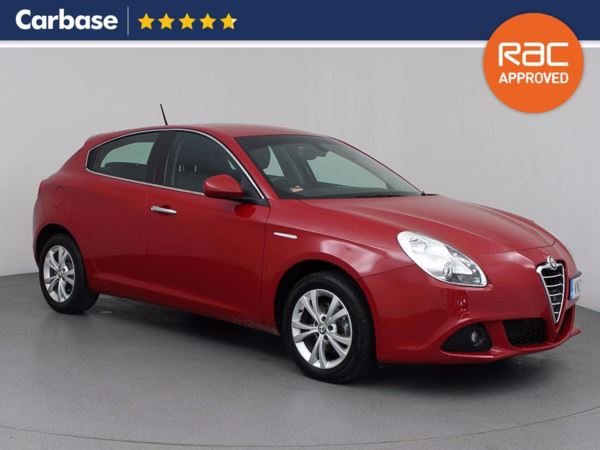 (2013) Alfa Romeo Giulietta 1.6 JTDM-2 Lusso 5dr £750 Of Extras - Bluetooth Connection - £30 Tax - Parking Sensors