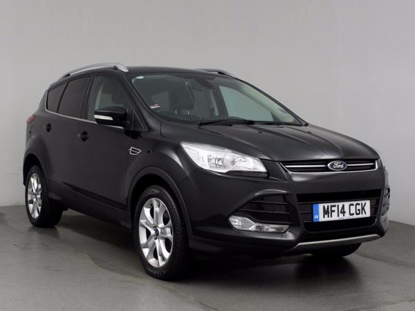 (2014) Ford Kuga 2.0 TDCi 163 Titanium 5dr Powershift - SUV 5 Seats £1170 Of Extras - Bluetooth Connection - Parking Sensors - DAB Radio