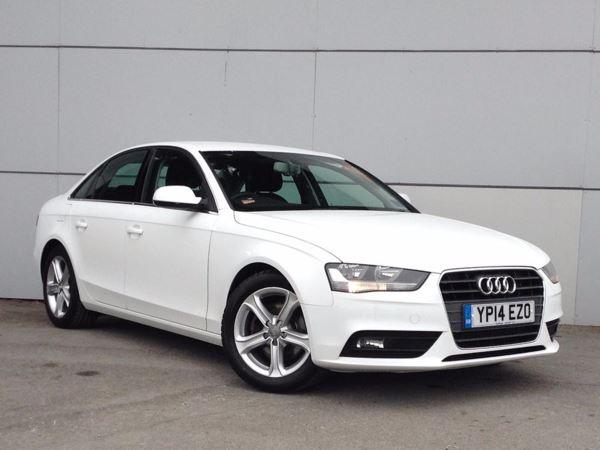 (2014) Audi A4 2.0 TDIe SE 4dr Bluetooth Connection - £30 Tax - Parking Sensors - DAB Radio - Aux MP3 Input