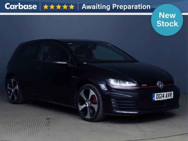 (2014) Volkswagen Golf 2.0 TSI GTI 3dr £2635 Of Extras - Satellite Navigation - Bluetooth Connection - Parking Sensors - DAB Radio