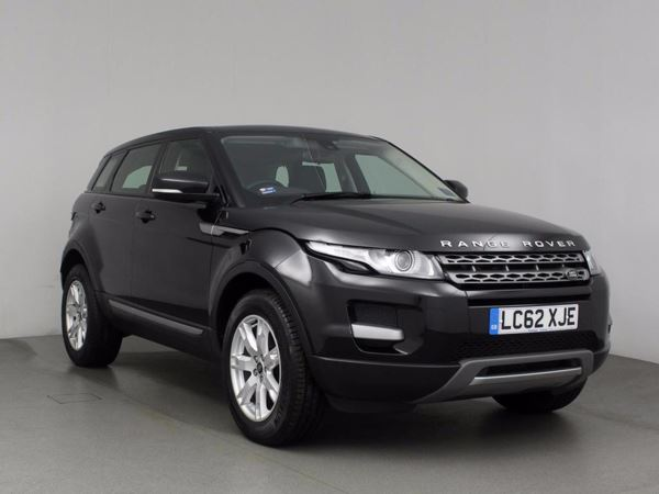 (2012) Land Rover Range Rover Evoque 2.2 TD4 Pure 5dr - SUV 5 SEATS Luxurious Leather - Bluetooth Connection - Parking Sensors - DAB Radio