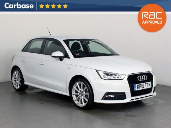 (2015) Audi A1 1.6 TDI S Line 5dr £629 Of Extras - Bluetooth Connection - DAB Radio - Xenon Headlights - 1 Owner - Air Conditioning