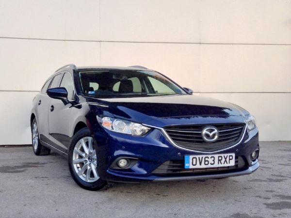 (2013) Mazda 6 2.2d SE-L Nav 5dr Satellite Navigation - Bluetooth Connection - £20 Tax - Aux MP3 Input - USB