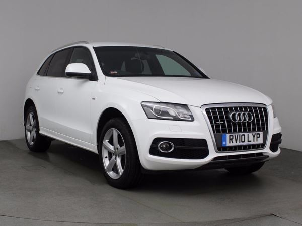 (2010) Audi Q5 2.0 TDI [143] Quattro S Line 5dr - SUV 5 Seats £1030 Of Extras - Bluetooth Connection - Alcantara - Xenon Headlights