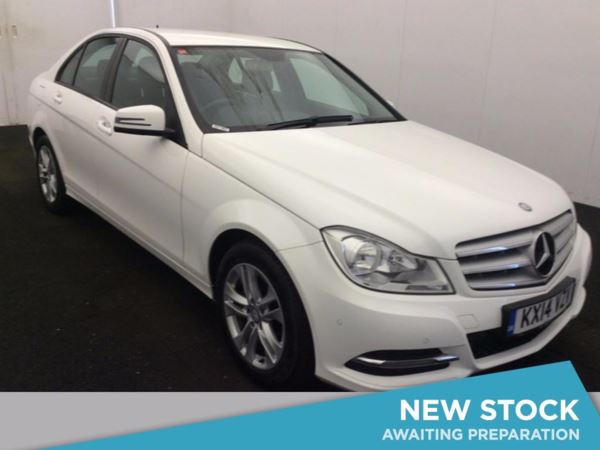 (2014) Mercedes-Benz C Class C220 CDI BlueEFFICIENCY Executive SE 4dr Auto Bluetooth Connection - £30 Tax - DAB Radio - Rain Sensor - Cruise Control