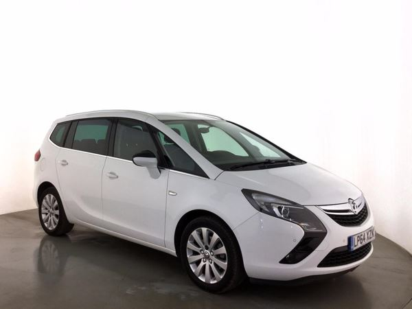 (2015) Vauxhall Zafira 2.0 CDTi Tech Line 5dr - MPV 7 Seats Satellite Navigation - Bluetooth Connection - Parking Sensors - DAB Radio