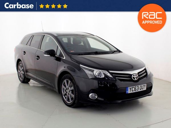 (2013) Toyota Avensis 2.0 D-4D Excel 5dr Estate Panoramic Roof - Satellite Navigation - Luxurious Leather - Bluetooth Connection - £30 Tax