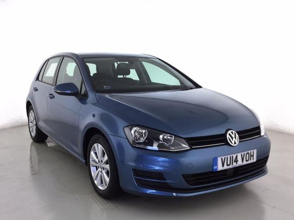 (2014) Volkswagen Golf 2.0 TDI SE 5dr £710 Of Extras - Bluetooth Connection - £20 Tax - DAB Radio - Rain Sensor
