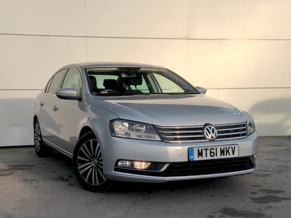 (2012) Volkswagen Passat 1.6 TDI Bluemotion Tech Sport 4dr £890 Of Extras - Satellite Navigation - Bluetooth Connection - £30 Tax