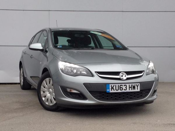 (2014) Vauxhall Astra 1.7 CDTi 16V ecoFLEX 130 Exclusiv 5dr [SS] Zero Tax - Aux MP3 Input - Cruise Control - 6 Speed - Air Conditioning
