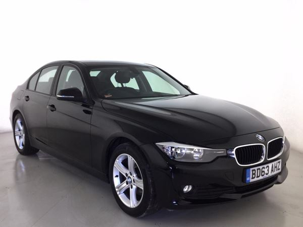 (2014) BMW 3 Series 320d SE 4dr Step Auto £1690 Of Extras - Bluetooth Connection - £30 Tax - Parking Sensors