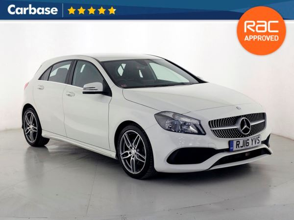 (2016) Mercedes-Benz A Class A220d AMG Line 5dr Auto Bluetooth Connection - Rain Sensor - Cruise Control - 1 Owner - Climate Control - Climate Control