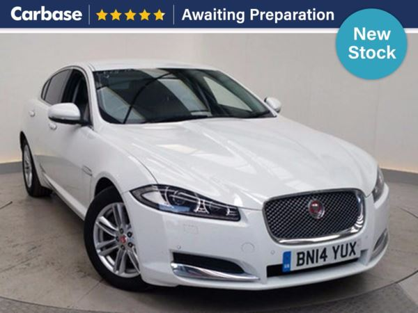 (2014) Jaguar XF 2.2d [163] Luxury 4dr Auto £2420 Of Extras - Satellite Navigation - Luxurious Leather - Bluetooth