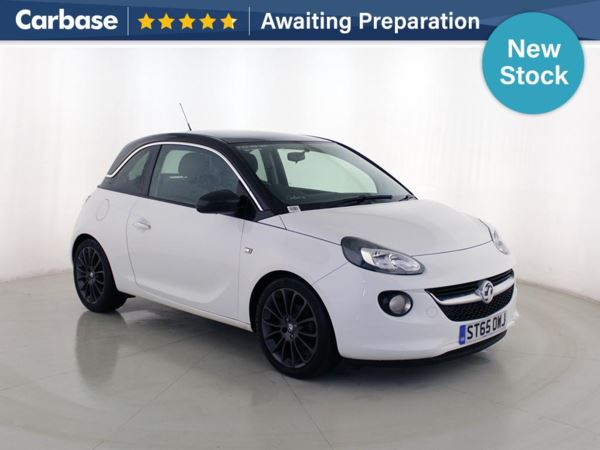 (2015) Vauxhall Adam 1.4i Glam 3dr £545 Of Extras - Panoramic Roof - Bluetooth Connection - DAB Radio - Aux MP3 Input - USB Connection