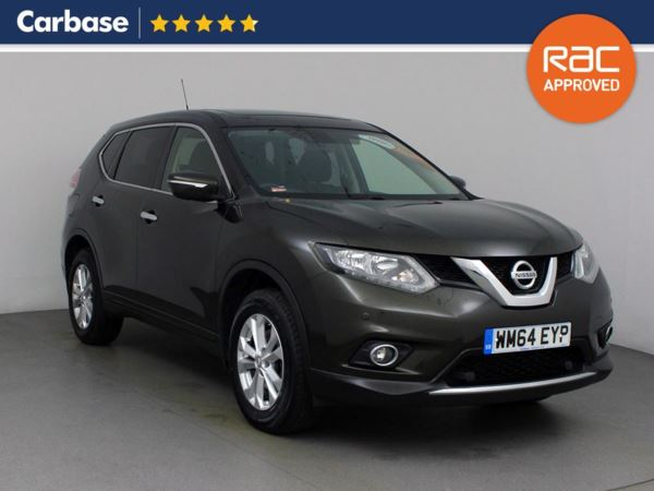 (2015) Nissan X-Trail 1.6 dCi Acenta 5dr - SUV 5 Seats Panoramic Roof - Parking Sensors - Aux MP3 Input - Rain Sensor