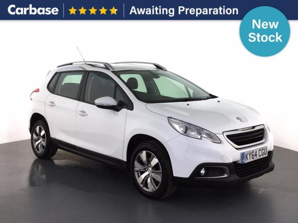 (2014) Peugeot 2008 1.6 e-HDi Active 5dr Estate Bluetooth Connection - £20 Tax - Parking Sensors - DAB Radio - Aux MP3 Input