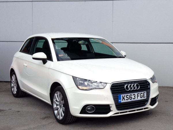 (2014) Audi A1 1.6 TDI Sport 3dr Bluetooth Connection - Zero Tax - Aux MP3 Input - Air Conditioning - 1 Owner