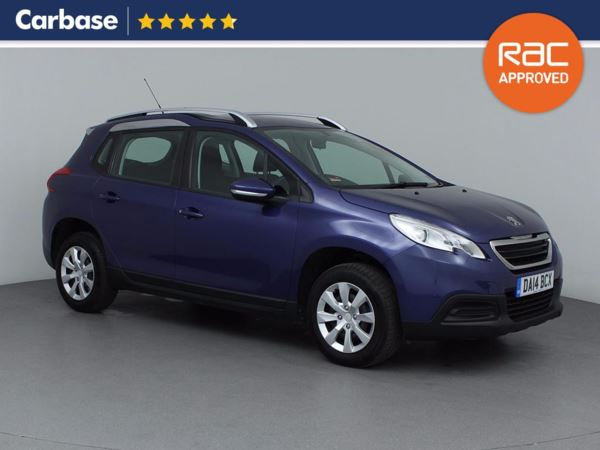 (2014) Peugeot 2008 1.4 HDi Access+ 5dr £20 Tax - Aux MP3 Input - Cruise Control - Air Conditioning - 1 Owner