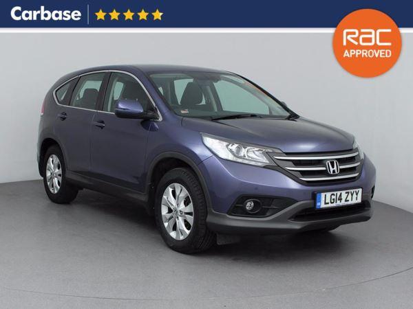 (2014) Honda CR-V 1.6 i-DTEC SE-T 5dr 2WD - SUV 5 Seats Satellite Navigation - Bluetooth Connection - £30 Tax - Parking Sensors