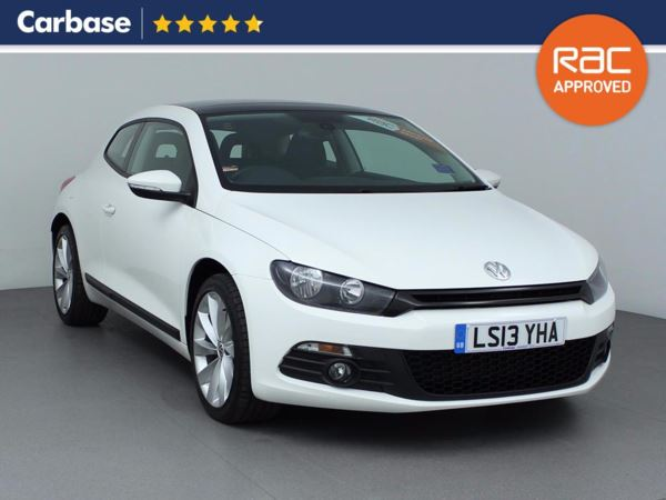 (2013) Volkswagen Scirocco 2.0 TDi BlueMotion Tech 3dr Coupe £1795 Of Extras - Panoramic Roof - Satellite Navigation - Bluetooth Connection