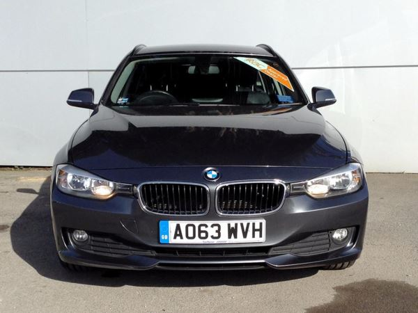 (2014) BMW 3 Series 320d EfficientDynamics 5dr Step Auto £2005 Of Extras - Satellite Navigation - Bluetooth Connection - £30 Tax