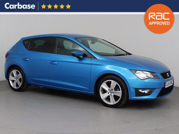 (2014) SEAT Leon 2.0 TDI FR 5dr £1675 Of Extras - Bluetooth Connection - £20 Tax - Parking Sensors