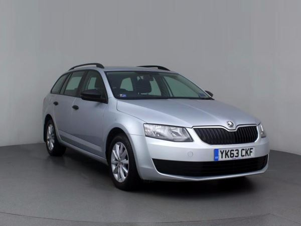 (2013) Skoda Octavia 1.6 TDI CR S 5dr Bluetooth Connection - Zero Tax - DAB Radio - Aux MP3 Input - USB Connection