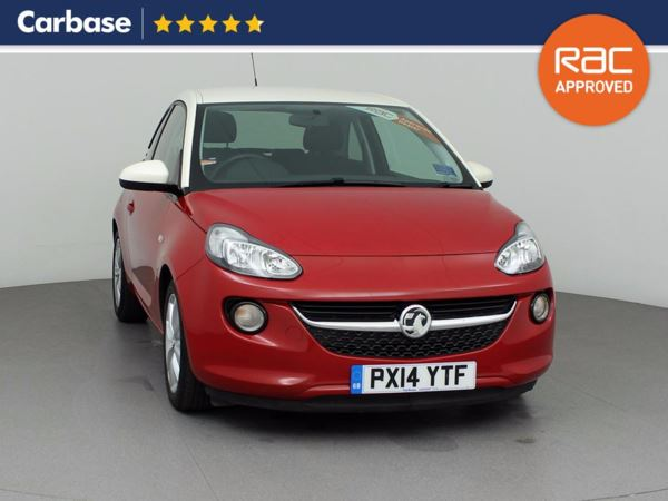 (2014) Vauxhall Adam 1.2i Jam 3dr £1390 Of Extras - Bluetooth Connection - DAB Radio - Aux MP3 Input