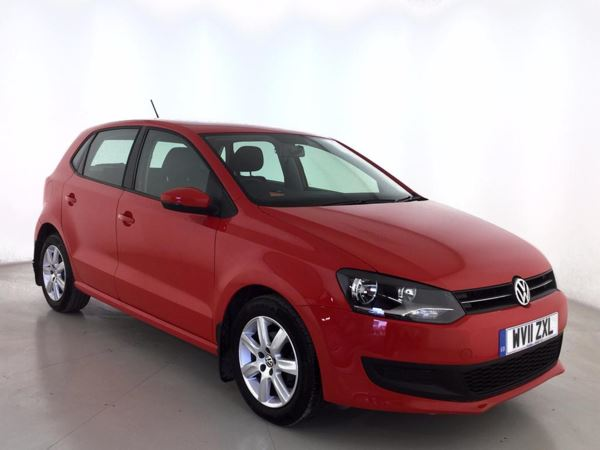 (2011) Volkswagen Polo 1.4 SE 5dr £940 Of Extras - Aux MP3 Input