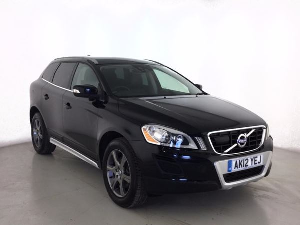 (2012) Volvo XC60 D4 [163] SE Lux Nav 5dr AWD Geartronic - SUV 5 SEATS £6690 Of Extras - Satellite Navigation - Bluetooth Connection - Parking Sensors