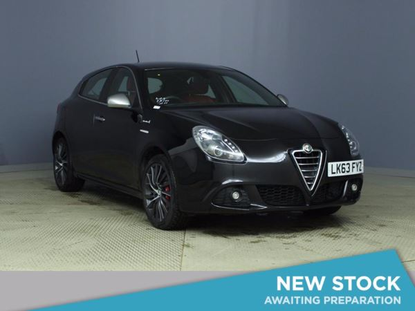 (2013) Alfa Romeo Giulietta 1.4 TB MultiAir Sportiva 5dr Luxurious Leather - Bluetooth Connection - Parking Sensors - Aux MP3 Input