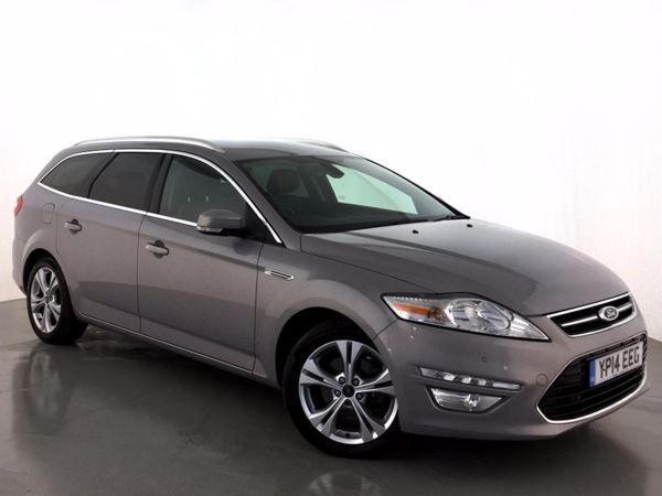 (2014) Ford Mondeo 2.0 TDCi 163 Titanium X Business Edition 5dr £1150 Of Extras - Satellite Navigation - Bluetooth Connection - £30 Tax