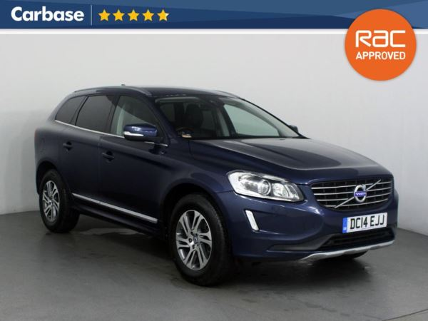 (2014) Volvo XC60 D5 [215] SE Lux Nav 5dr AWD - SUV 5 Seats £2270 Of Extras - Satellite Navigation - Luxurious Leather - Bluetooth Connection - Parking Sensors