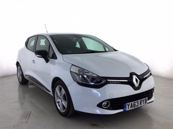 (2014) Renault Clio 1.2 16V Dynamique MediaNav 5dr Satellite Navigation - Bluetooth Connection - Aux MP3 Input - USB Connection