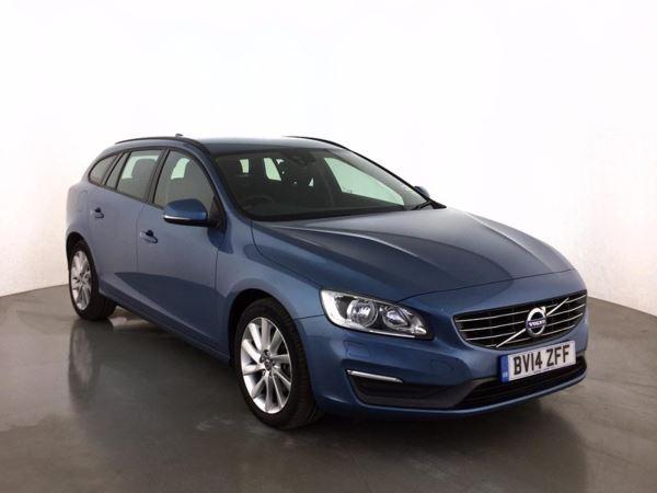 (2014) Volvo V60 D4 [181] Business Edition 5dr SportWagon Estate £1460 Of Extras - Satellite Navigation - Bluetooth Connection - Zero Tax
