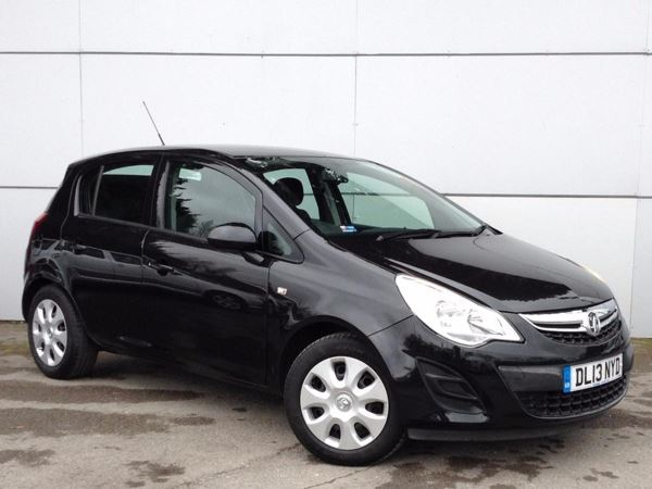 (2013) Vauxhall Corsa 1.2 Exclusiv 5dr Easytronic [AC] Aux MP3 Input - Air Conditioning - 1 Owner