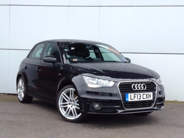 (2013) Audi A1 1.6 TDI S Line 5dr £1145 Of Extras - Bluetooth Connection - Zero Tax - DAB Radio - Aux MP3 Input